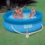 Intex Easy-set medence 305cm x 76cm + vízforgató