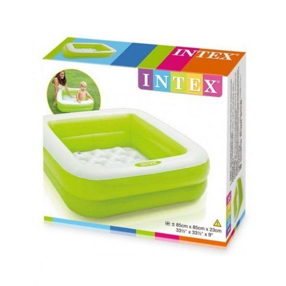 Intex Play Box bébi medence 85x85x23cm