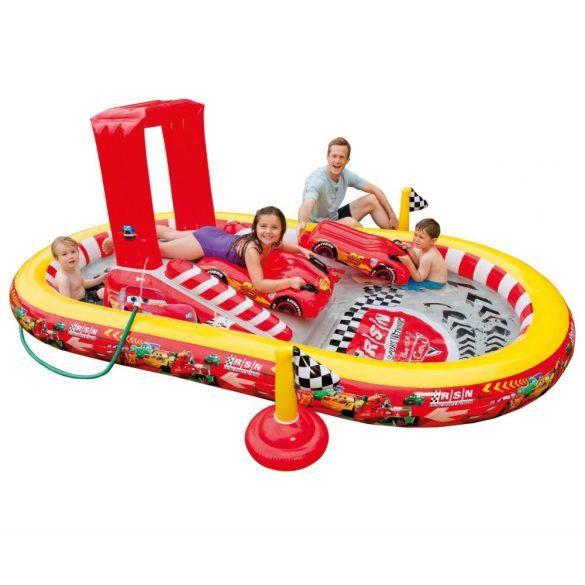 Intex gyermekmedence, pancsoló Play Center CARS, ÚJ