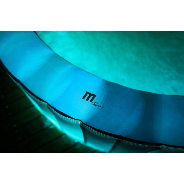 MSpa CONFORT STARRY C-ST062 felfújható pezsgőfürdő 6 szem. jacuzzi + Led