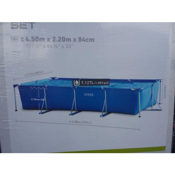 INTEX Családi medence 450x220x85cm