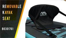 Stand up paddle board SUP  ülés paddleboard Aqua Marina
