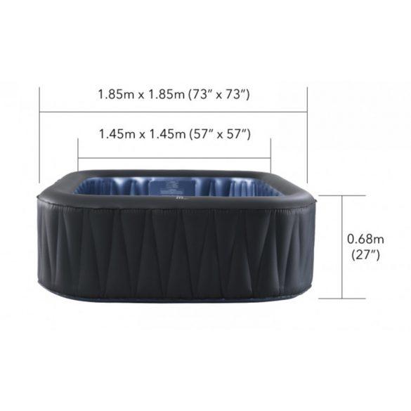 MSpa Delight Tekapo D-TE06 felfújható pezsgőfürdő