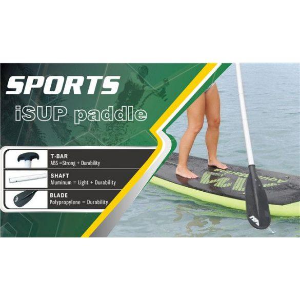 Alumínium evezőlapát (2-3 részes)  paddle board SUP