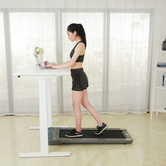 Otthoni  irodai Mini elektromos futópad Fitness  futógép