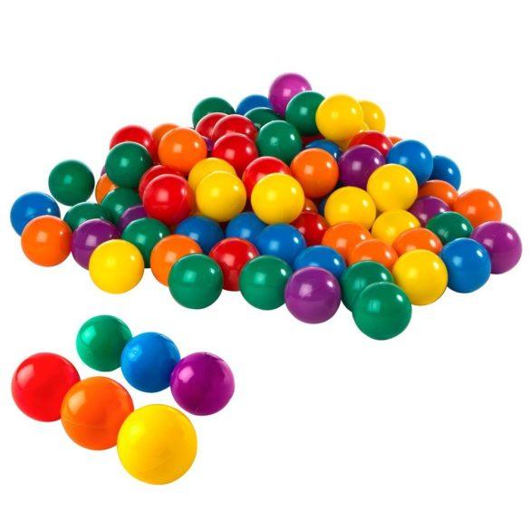 Intex - színes golyók 6,5 cm átmérő.