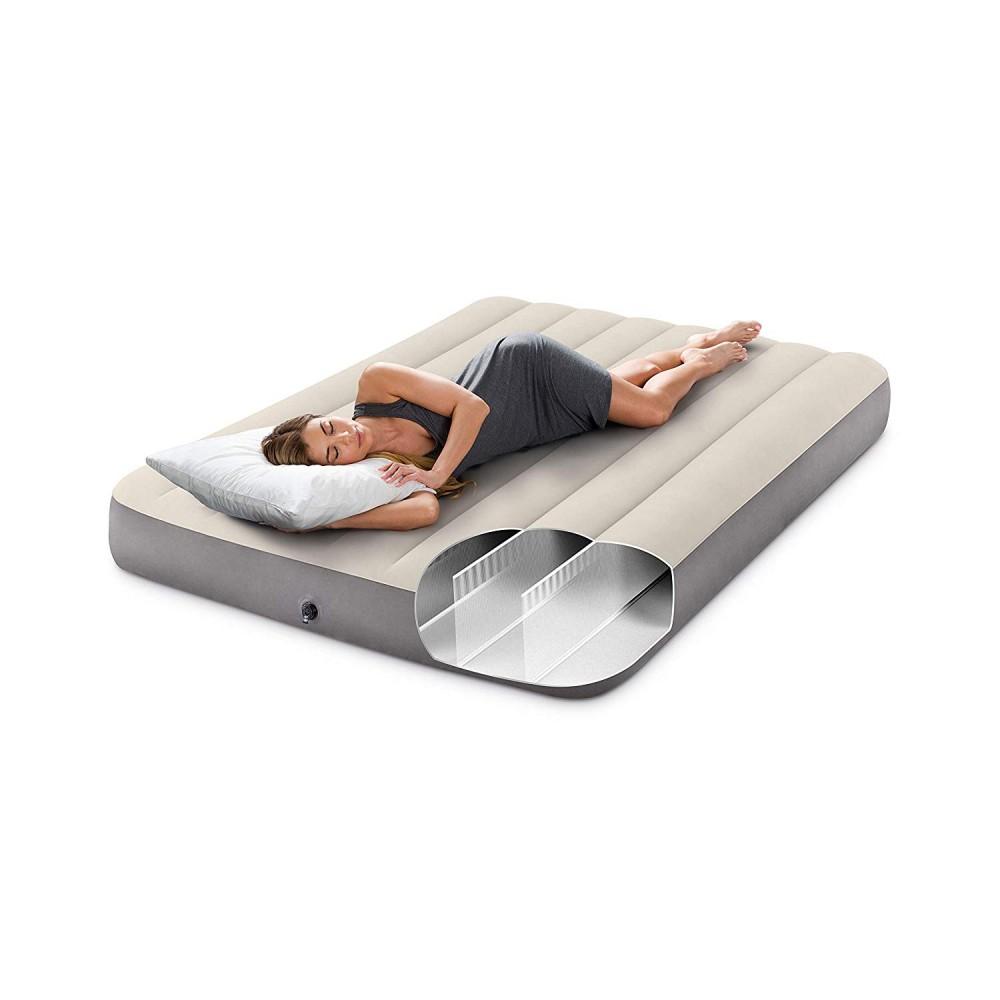 5a6f806ea867 INTEX DELUXE SINGLE-HIGH TWIN Nafukovacia posteľ 99 x 191x25 cm ...