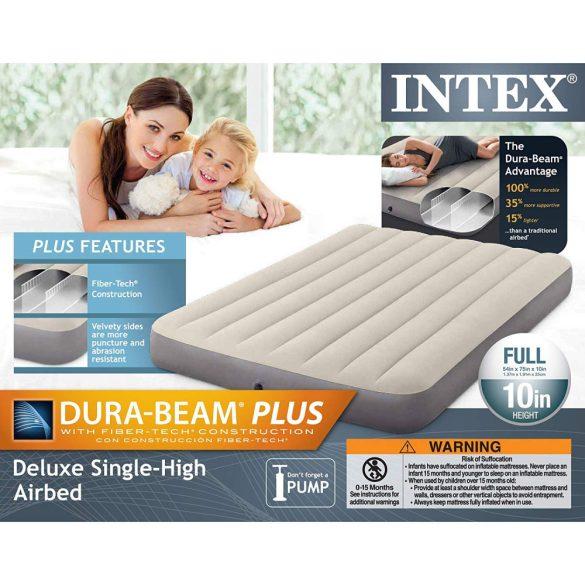 Intex Full DELUXE SINGLE-HIGH felfújható ágy 137 x 191 cm