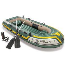 Intex  Seahawk 3 set  gumicsónak horgászcsónak 360kg