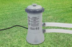 Kartušová filtrace 3800 l/hod