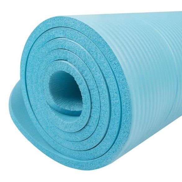 JÓGAMATRAC  183 X 61 X 1 CM kék