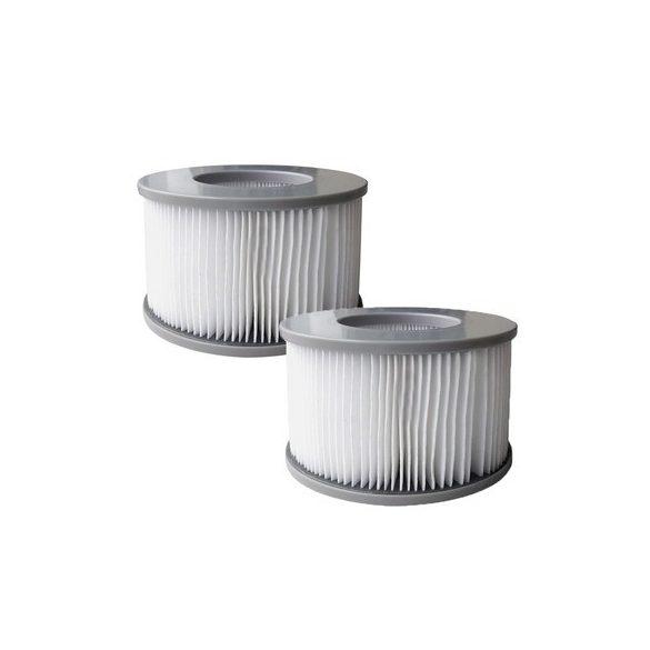 2x MSpa szűrőpatron filter 2020