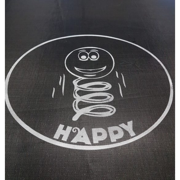 EC Happy Trambulin 460 cm + védőháló