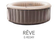 ELITE Mspa Réve-Jet-Bubble  mobil pezsgőfürdő ,  jacuzzi    E-RE049