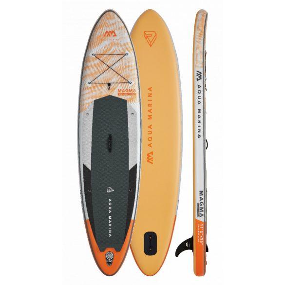 Paddleboard MAGMA ISUP, Aqua Marina, 340x84x15 cm