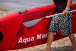 Stand up paddle board SUP Aqua Marina