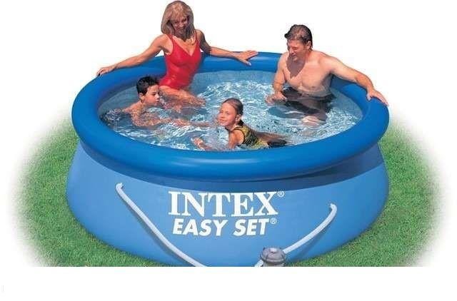 intex easy set medence 244cm x 76cm sk sportstore. Black Bedroom Furniture Sets. Home Design Ideas